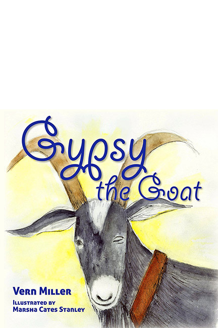Gypsy the Goat