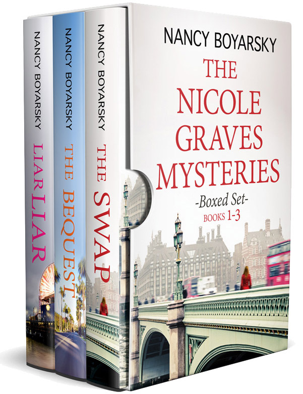 The Nicole Graves Mysteries Boxed Set